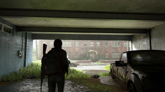The Last of Us Part II_Seattle #2 - Max Motion Blur (PS4 Pro/4K)