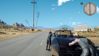 Final Fantasy XV_Final Fantasy XV - Stadia Gameplay