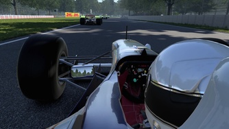 F1 2020_Xbox One X - Monza Replay - 4K