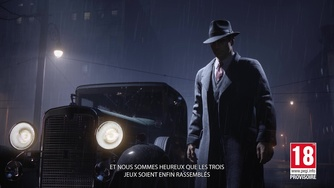 Mafia: Definitive Edition_Official Gameplay Reveal (French subs)