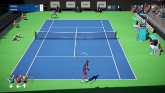 Tennis World Tour 2_Federer vs. Kuerten (PC/4K)