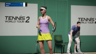 Tennis World Tour 2_Svitolina vs. Bencic (PC/4K)