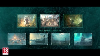 Assassin's Creed Valhalla_Post Launch & Season Pass Trailer
