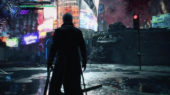 Devil May Cry 5 Special Edition_PS5 preview (EN/4K)
