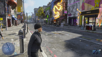 Watch Dogs: Legion_HDR and ray tracing (PS5/4K)