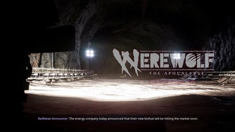 Werewolf: The Apocalypse - Earthblood_Mission #2 Part #1 (Xbox Series X)
