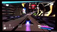Wipeout HD_TGS07: Gameplay