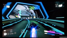 Wipeout HD_TGS07: Gameplay 2