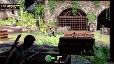 Uncharted: Drake's Fortune_MGS07: 720p gameplay part 3