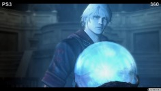 Devil May Cry 4_Demo: PS3/360 comparison by Dot50cal