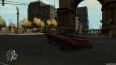 Grand Theft Auto IV_Gameplay - Exploration
