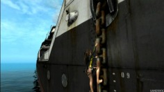 Tomb Raider: Underworld_Sinking Ship