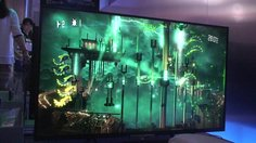Resogun_TGS: Gameplay showfloor complet
