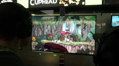 Cuphead_E3: Off-screen gameplay 60 fps