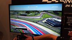 F1 2016_E3: Gameplay off-screen COTA PS4 60 fps