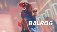 Street Fighter V_Balrog Trailer