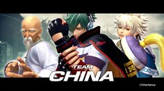 The King of Fighters XIV_Team China Trailer