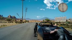 Final Fantasy XV_GC: 50 minutes of gameplay