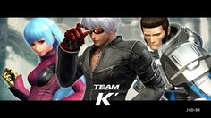 The King of Fighters XIV_Team K' Trailer