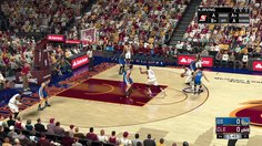 NBA 2K17_Cavs vs Warriors - 1