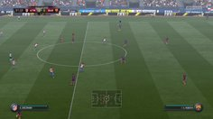 FIFA 17_Barcelona vs Athletico Madrid