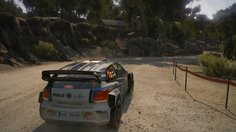 WRC 6_Portugal - Replay Vue externe (PC)