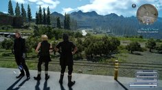 Final Fantasy XV_Base PS4 gameplay