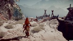 Horizon: Zero Dawn_PS4 Pro - Combats