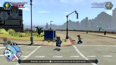LEGO City: Undercover_Gameplay #5 (Switch)