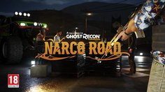 Tom Clancy's Ghost Recon: Wildlands_Narco Road DLC - Launch Trailer