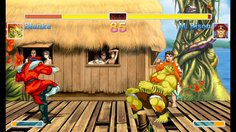 ULTRA STREET FIGHTER II: The Final Challengers_Blanka vs Bison