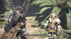 Monster Hunter: World_Ancient Forest Gameplay