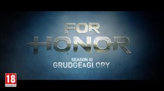 For Honor_Season 3 - Grudge & Glory Trailer