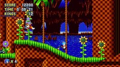 Sonic Mania_Green Hill Zone - Act 2
