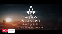 Assassin's Creed Origins_Post Launch & Season Pass Trailer