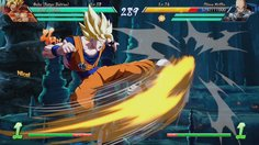 Dragon Ball FighterZ_Xbox One X - Fight 1