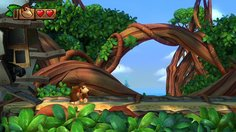 Donkey Kong Country: Tropical Freeze_Switch - Gameplay 1