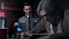 Detroit: Become Human_Connor meets Hank (PS4 Pro/4K)