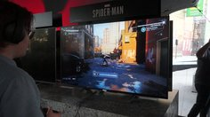 Spider-Man_E3: Gameplay off-screen