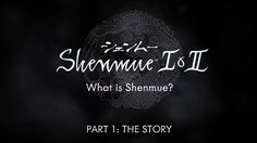 Shenmue I & II_Shenmue 101: The Story
