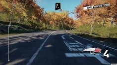 V-Rally 4_Rallye Japon - CSL Elite Fanatec (PS4 Pro)