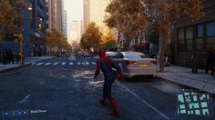 Spider-Man_Web-slinging in the sunset & at night (4K)