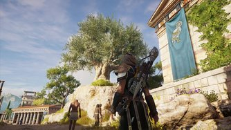 Assassin's Creed Odyssey_Un peu plus d'Athènes (XBX/4K)