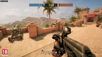 Tom Clancy's Rainbow Six: Siege_Operation Wind Bastion Gameplay