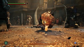 Darksiders III_Avarice Boss