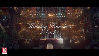 Hitman 2_Holiday Hoarders Trailer