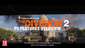 Tom Clancy's The Division 2_PC Features Trailer