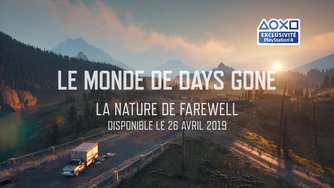 Days Gone_World #1 La Nature de Farewell