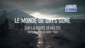 Days Gone_World #2 Sur la Route Dévastée