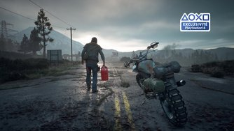 Days Gone_World #2 Riding The Broken Road